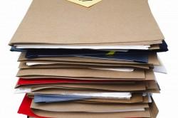 Документы для получения алиментов