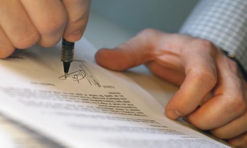 Оформление соглашения об уплате алиментов