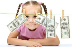 Удержание алиментов на содержание несовершеннолетнего ребенка