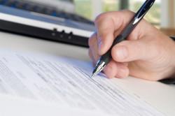 Подача заявления в суд для получения алиментов