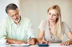 Составление соглашения между мужем и женой
