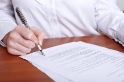 Оформление алиментного соглашения