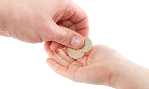 Выплата неустойки по алиментам