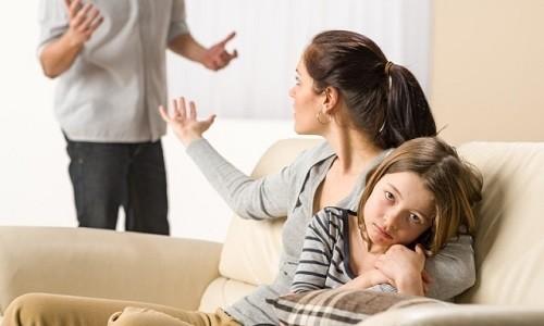 Алименты на ребенка после развода супругов