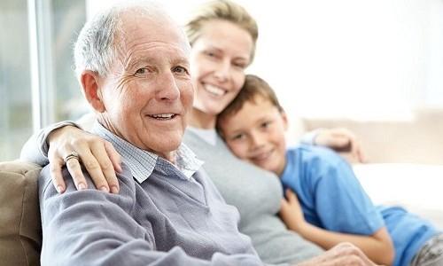 Получение алиментов на родителей