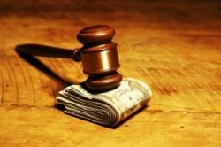 Судебное взыскание алиментов